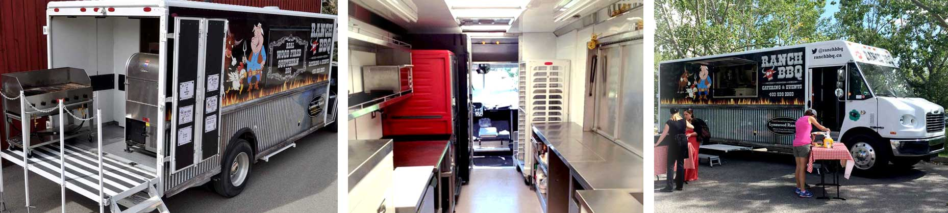 About Our Ranch BBQ Catering Food Truck